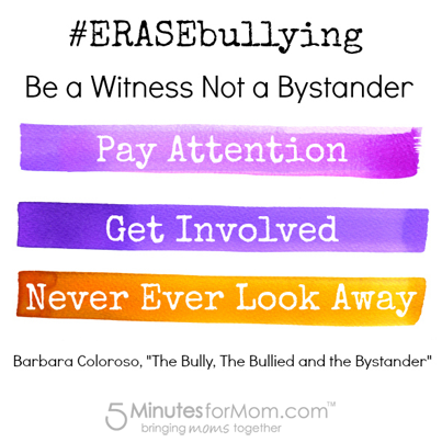cyberbullying understanding bystanders behavior essay