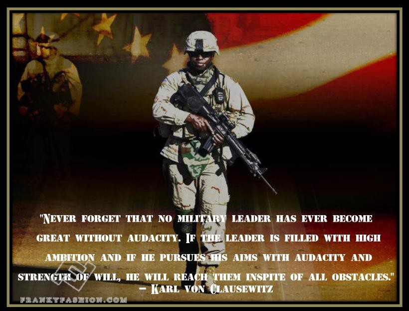 Quotes About Military Leaders 51 Quotes