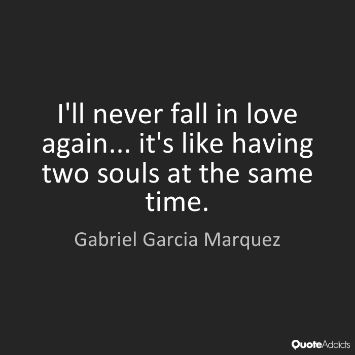 Quotes About Never Fall In Love (82 Quotes