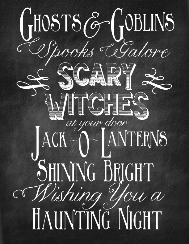 Funny Scary Halloween Quotes