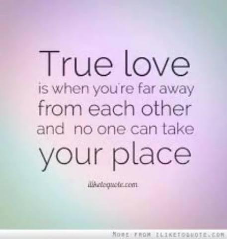 love so far away quotes
