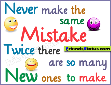 Quotes About Funny Mistakes 23 Quotes