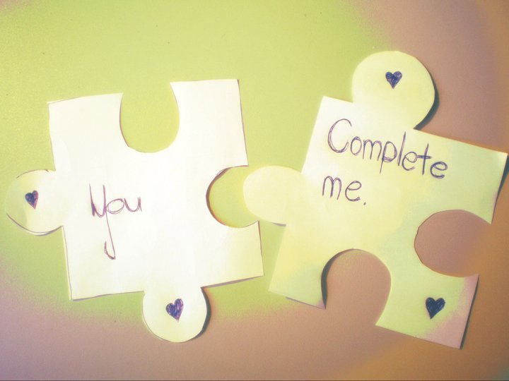 Quotes About Complete Me 113 Quotes
