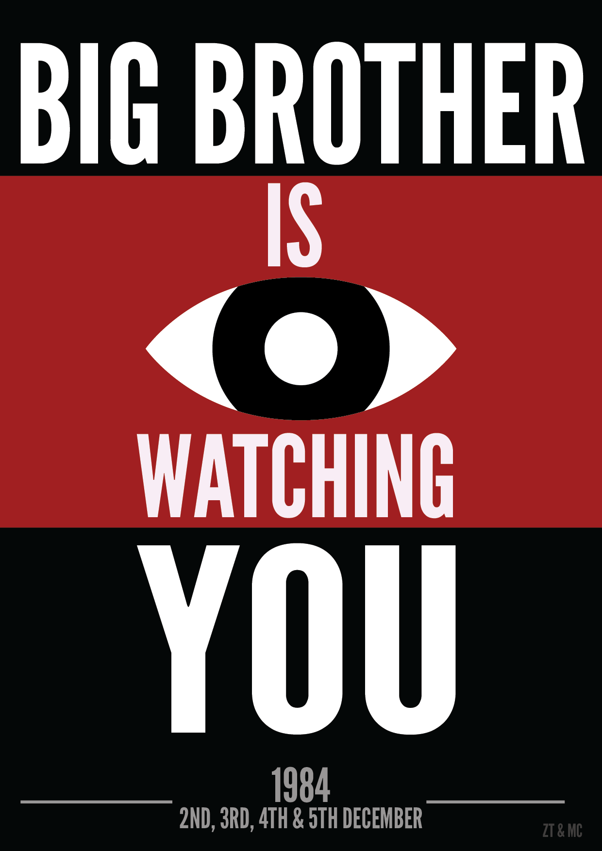 Swypeout 1984 Quotes About Big Brother