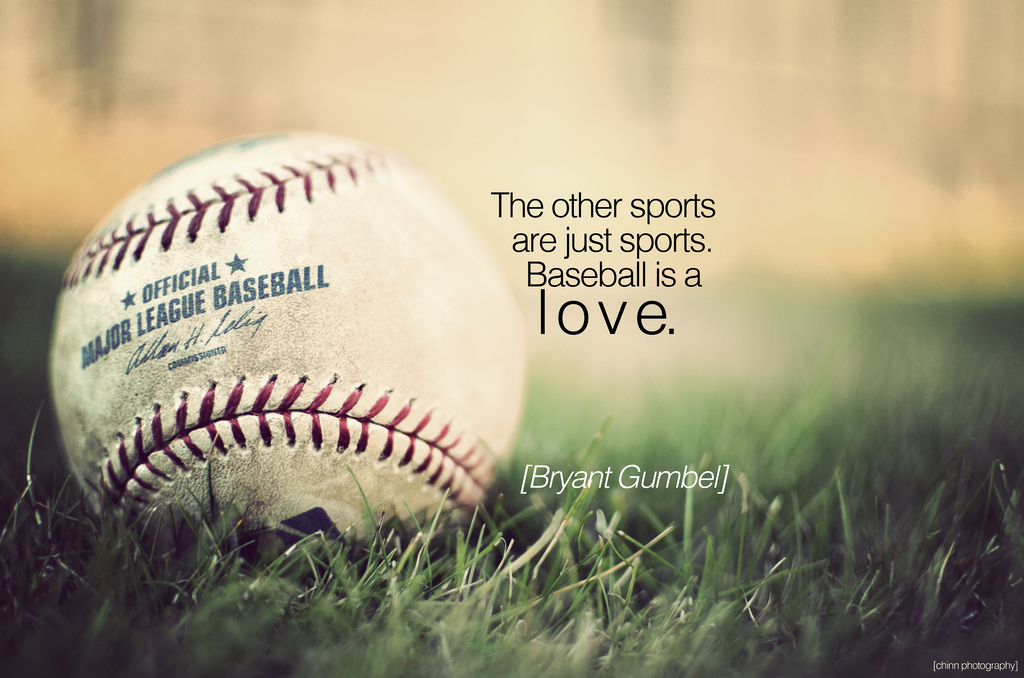 Quotes About Baseball 60 Quotes New Baseball Quote