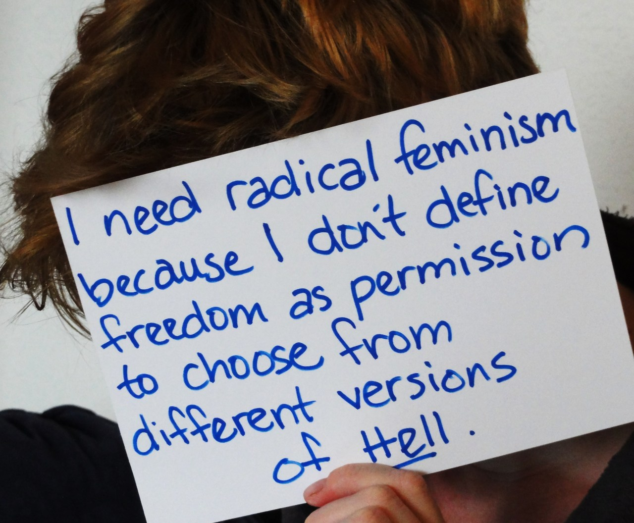 igor primoratz and radical feminists sexuality essay