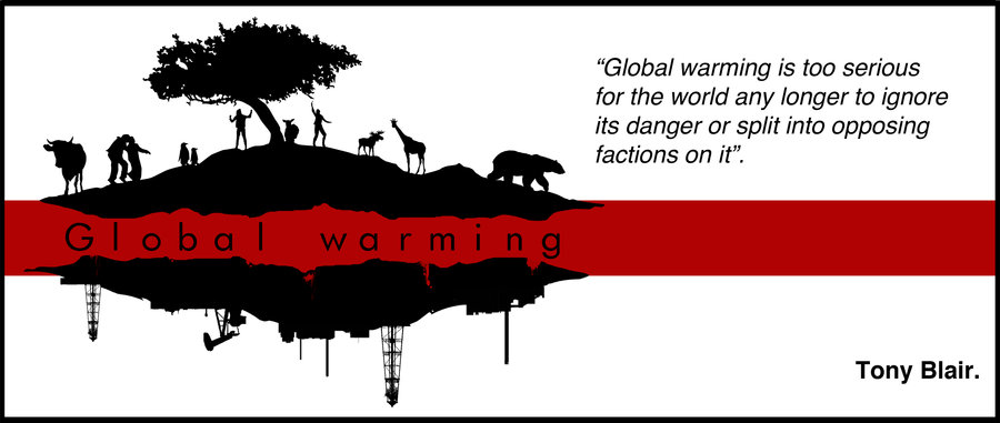 "the seriousness of global warming Its members uniformly believe that news reports about global warming exaggerate the problem and doubt global warming will pose a serious threat in their lifetime they also ascribe warming to natural environmental changes rather than human activitiesthe ""mixed middle"" expresses some combination of views across the four items."