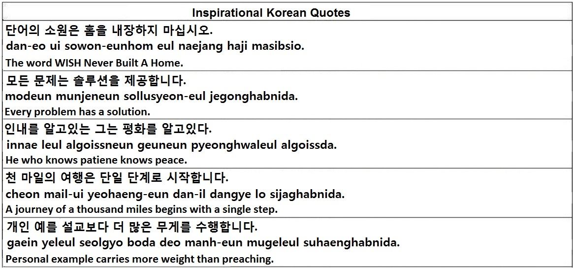 Quotes About Friendship Korean 26 Quotes