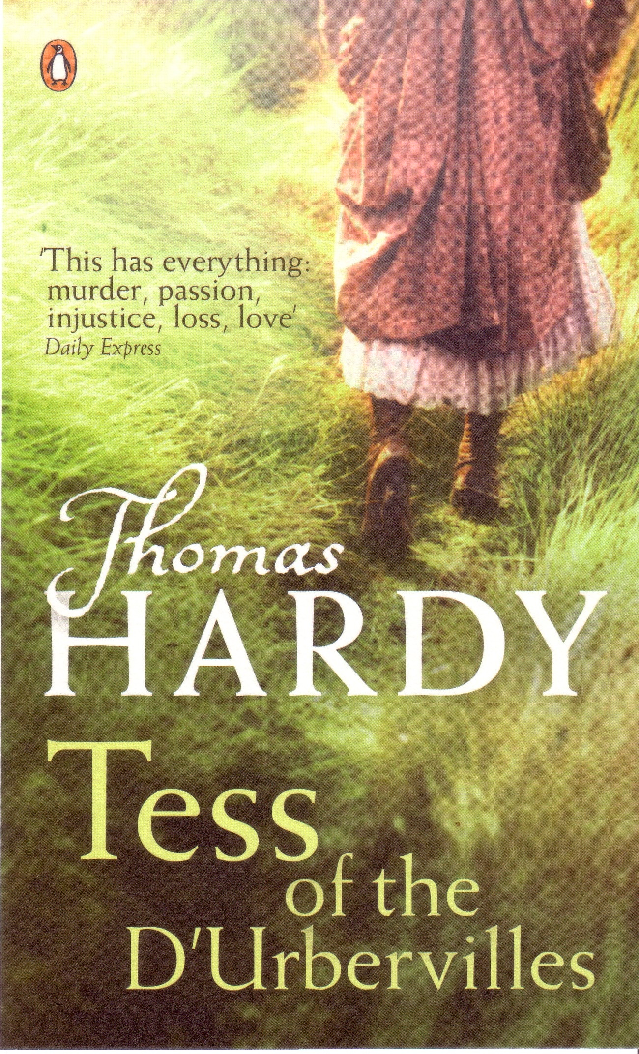 tess of the dubervilles essay Free essay on tess of the d'urbervilles - characterization available totally free at echeatcom, the largest free essay community.