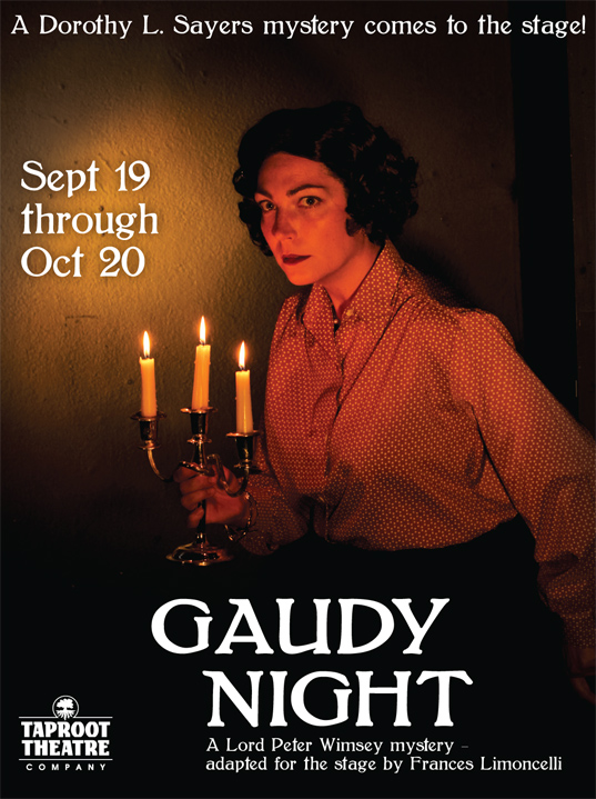 dorothy l sayers gaudy night essay