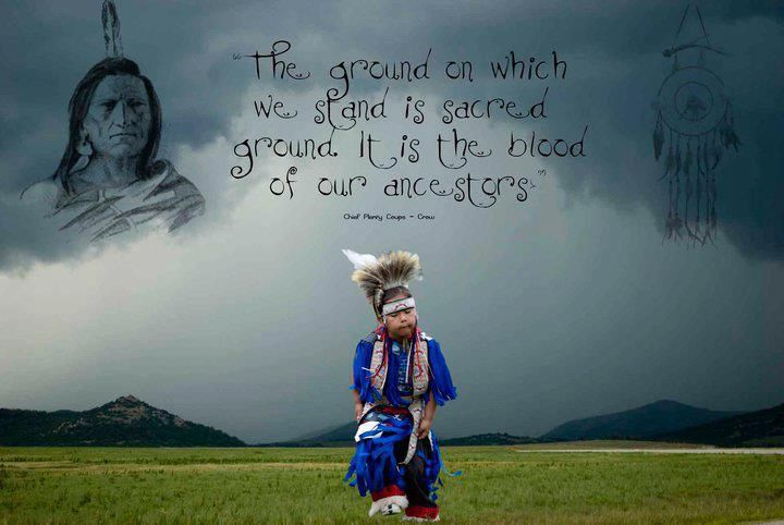 quotes about native land
