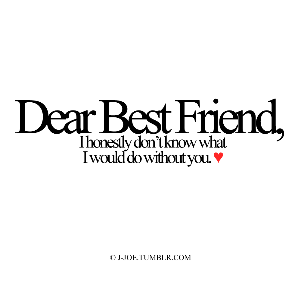 dear friends we need more than