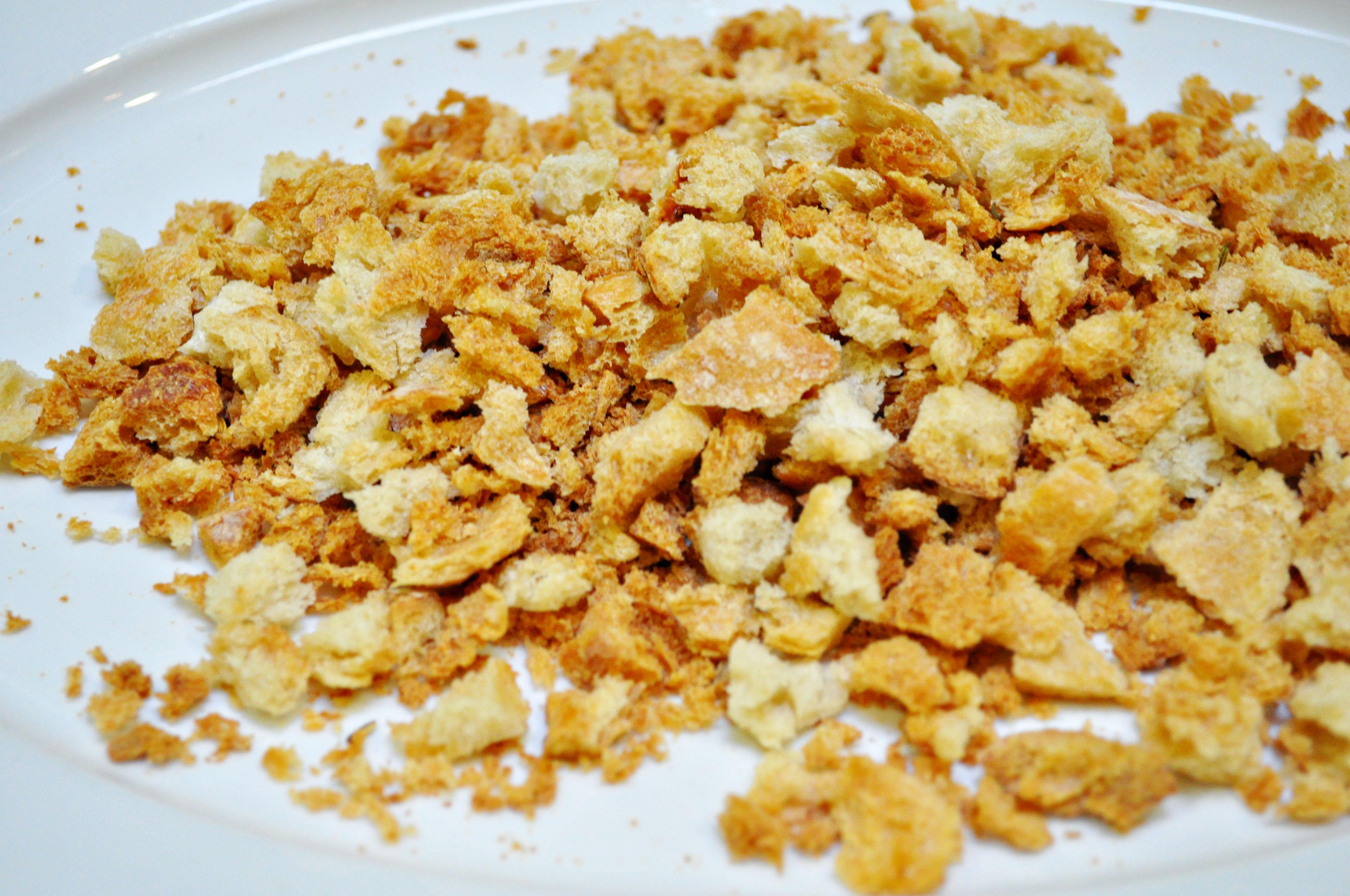 Как сделать свои хлебные крошки 897