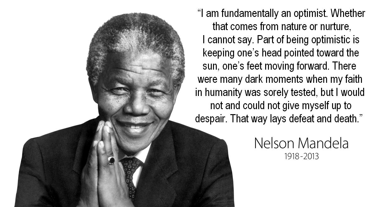 """nelson mandelas speech i am prepared to die essay Based on the speech """" i am prepared to die """" by nelson mandela to be an insider or an outsider is to experience both worlds of oppression in south africa  """"the lack of human dignity experienced by africans is the direct result of the policy of white supremacy """" this quote shows that []."""