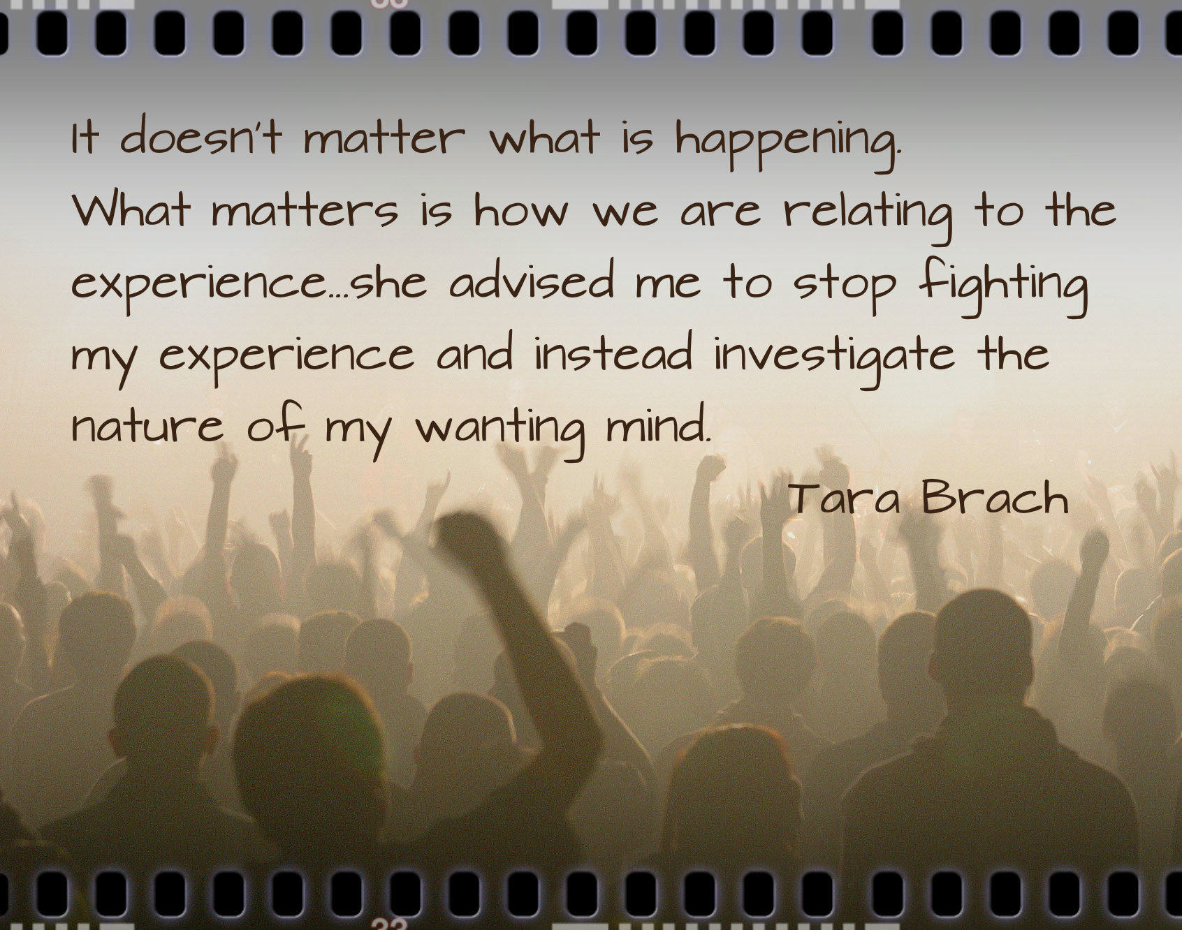 Tara Brach Quotes Quotes About Radical Acceptance 32 Quotes
