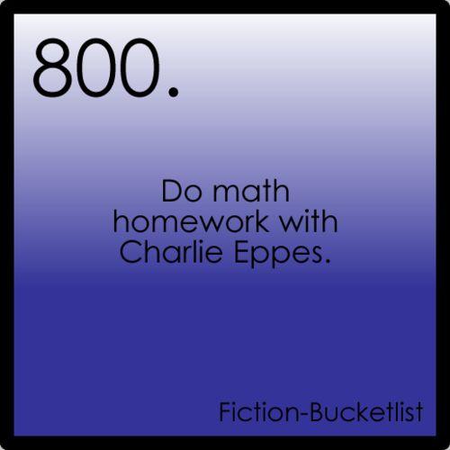 do my math homework for me