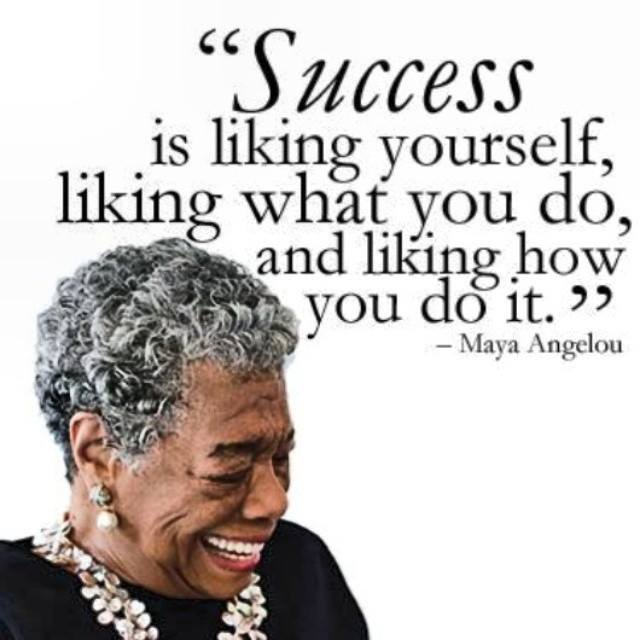 the life accomplishments and literary works of maya angelou