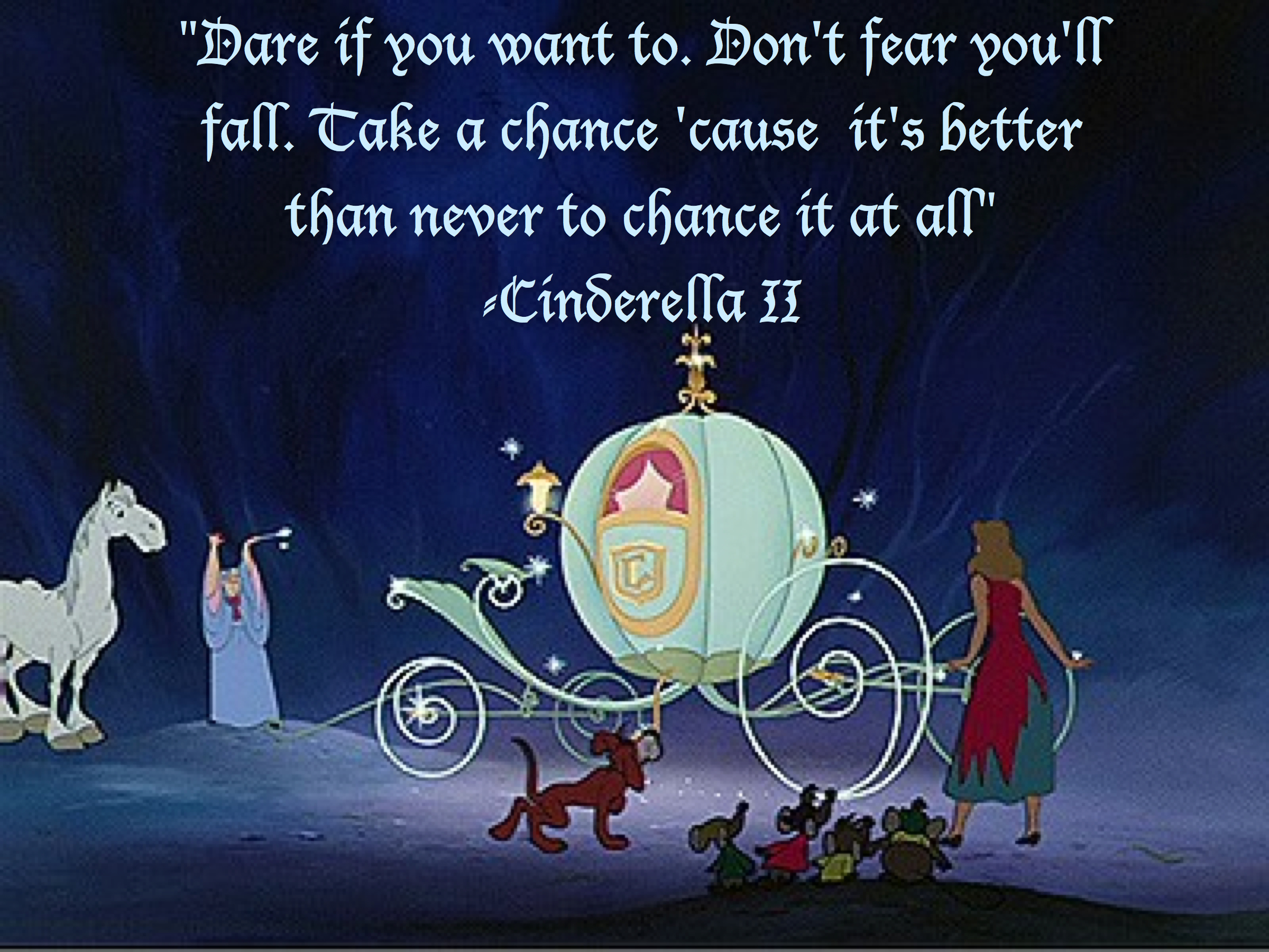 Comme cendrillon quotes