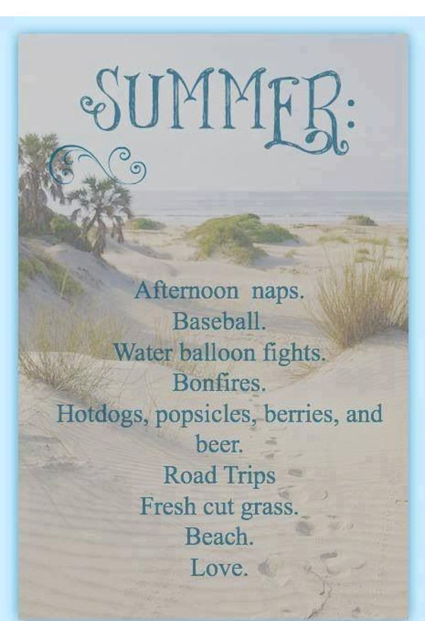 Quotes About Summer Afternoon 28 Quotes