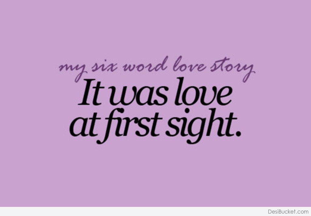 love at first sight essay Read this essay on love at first sight come browse our large digital warehouse of free sample essays get the knowledge you need in order to pass your classes and more.