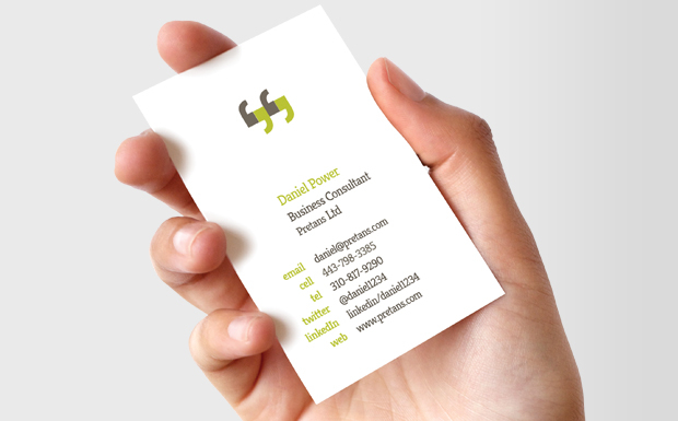 Quotes About Business Cards 56 Quotes