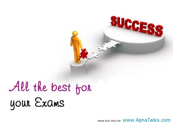 Quotes About Success In Examination 21 Quotes