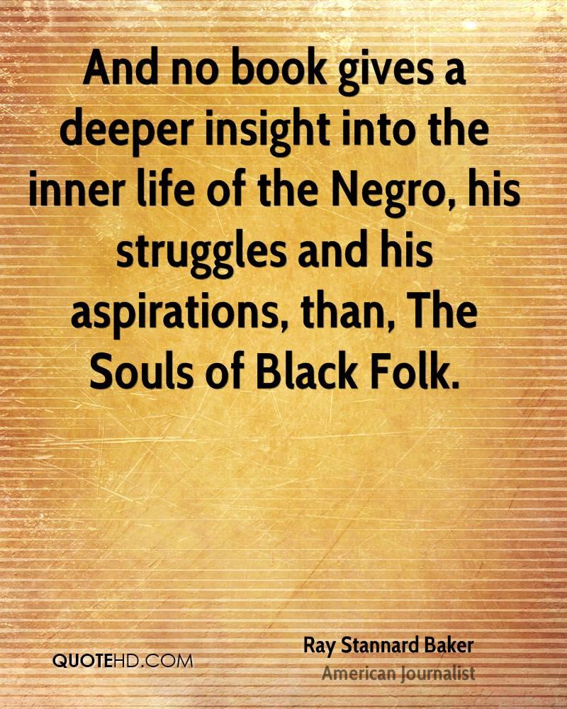 the souls of black folk analysis
