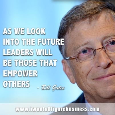 bill gates leadership quality