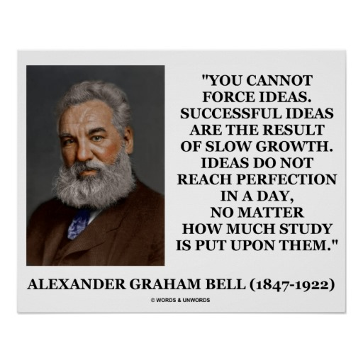 Alexander Graham Bell Quotes | Quotes About Graham Bell 29 Quotes