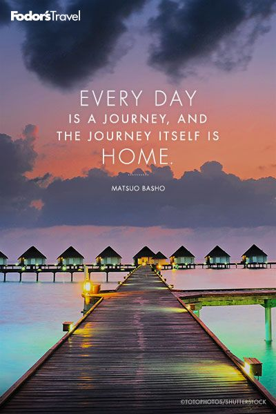 Quotes About Travel Journey 81 Quotes