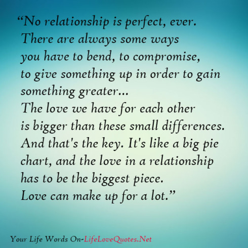 Quotes About No Perfect Relationship 24 Quotes