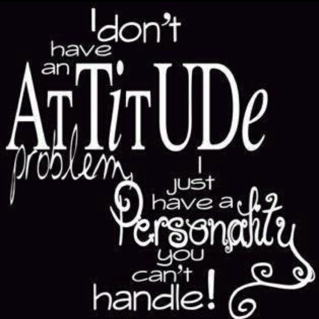 Quotes About Attitude With Friends 28 Quotes