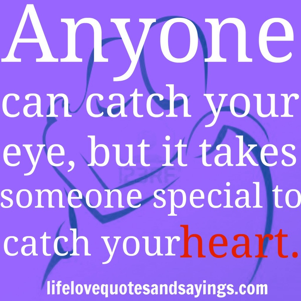 Someone special in your life