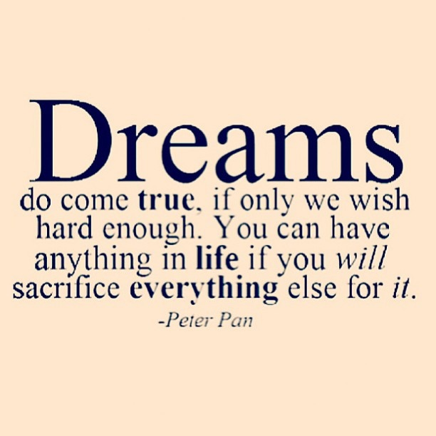 Quotes about dreams coming true 54 quotes altavistaventures Image collections