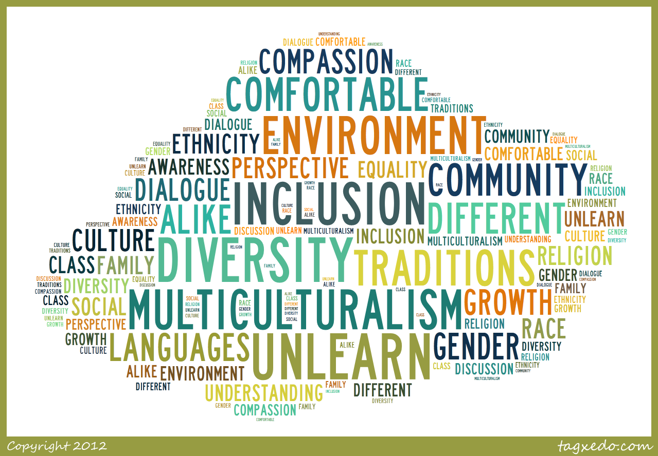 diversity in society Certification diversity certification is an external verification process that assures an employer that you have the right mix of knowledge, skills and experience to impact the workplace.