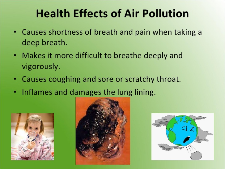 an analysis on air pollution its causeseffects and solutions Air pollution and health the analysis and policy recommendations of well-being directly by way of adverse health effects on the population exposed to it air.