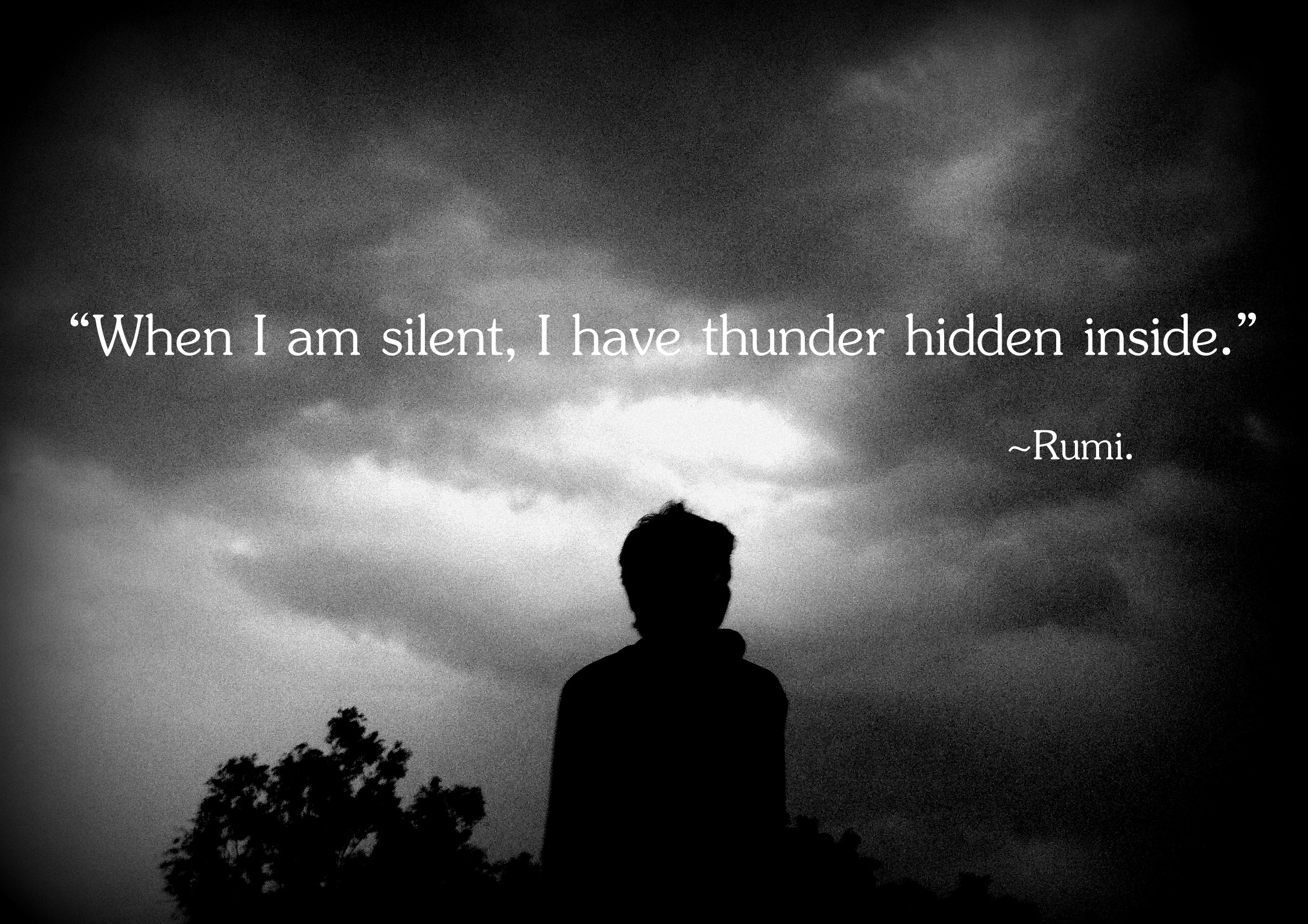 quotes about being silent 85 quotes