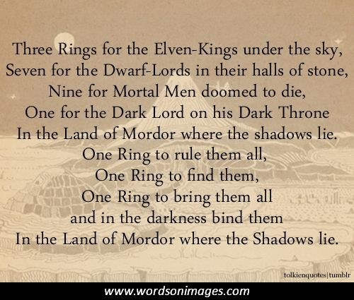 One Right To Rule Them All One Ring To Find Them One: Quotes About All Is One (885 Quotes