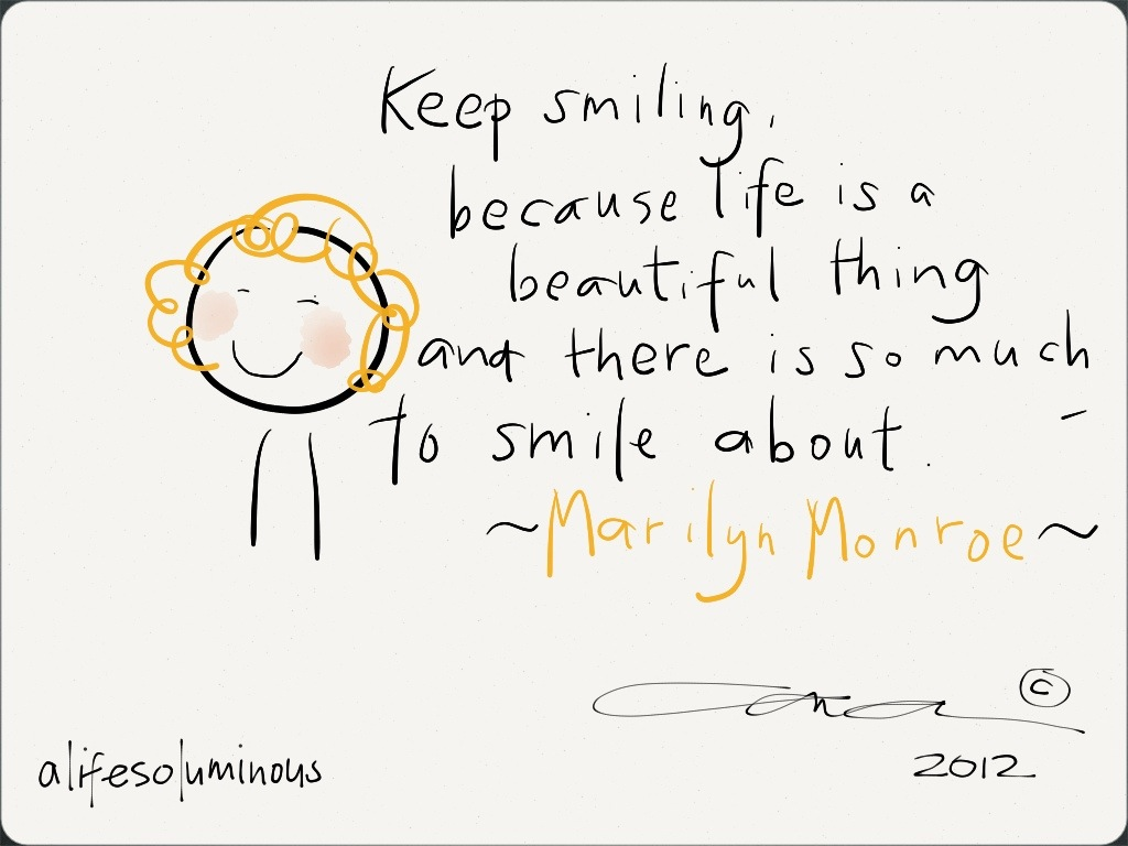 Quotes About Smiling Famous 14 Quotes