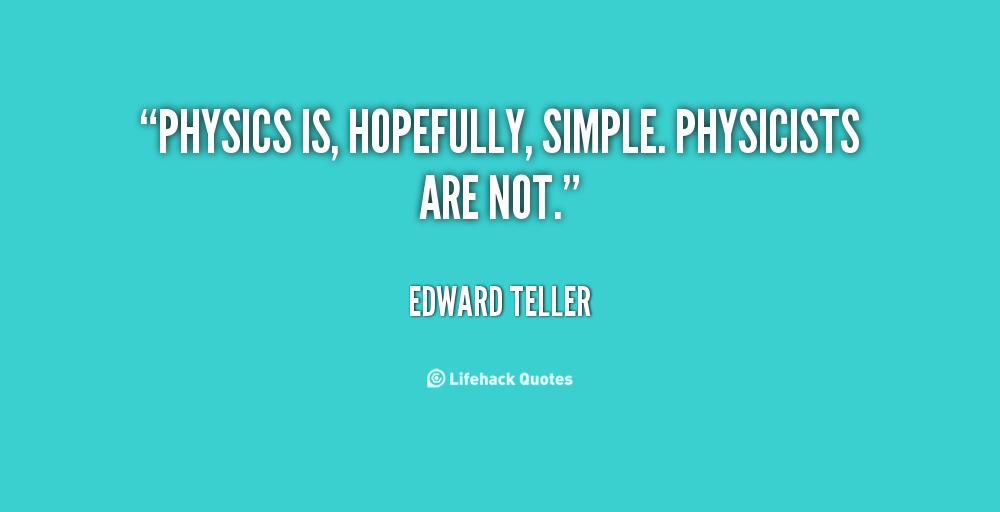 about physics