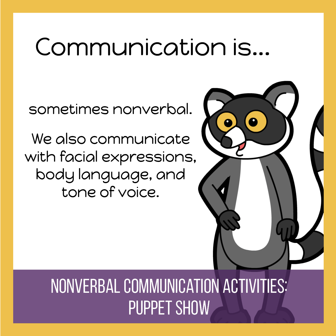 about communication