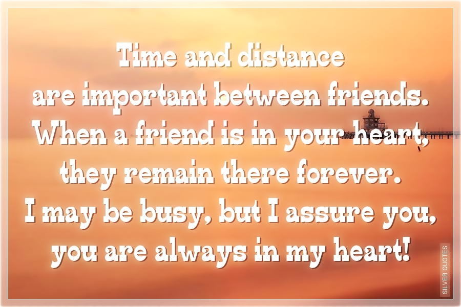 Quotes About Important Of Friendship 60 Quotes Stunning Quotes About Long Distance Friendships