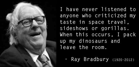 how ray bradbury pays homage to Ray bradbury's influence there is no doubt that ray will continue to with an introduction by bradbury himself, will pay well-deserved homage to one.