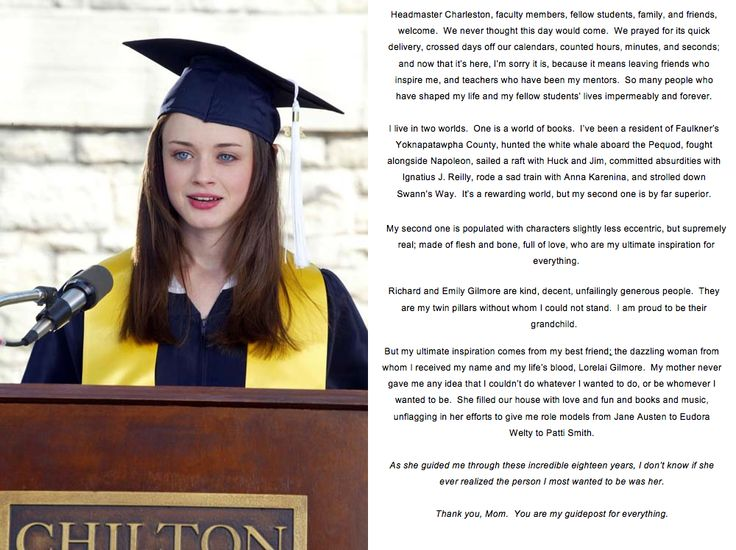 graduation speeches essays Writing a speech for a high school graduation is a big responsibility and the task can be a little intimidating with a few tips and some sample speeches to.
