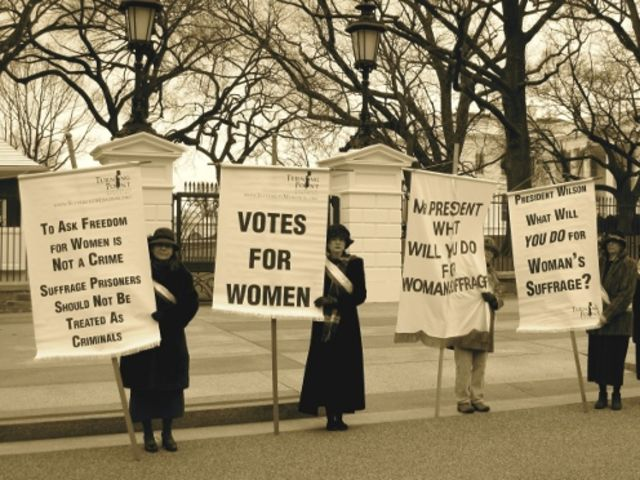 the conservative reformist conflict over women's rights