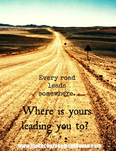 Quotes about road in life