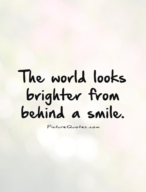 Quotes About Bright Smile 40 Quotes Amazing Smile Quote