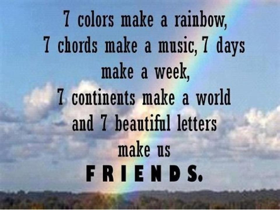Image of: Life Meme4ucom Helpful Non Helpful Colors Make Rainbow Chords Make Music Days Make Quotemasterorg Quotes About Beautiful Friends 58 Quotes