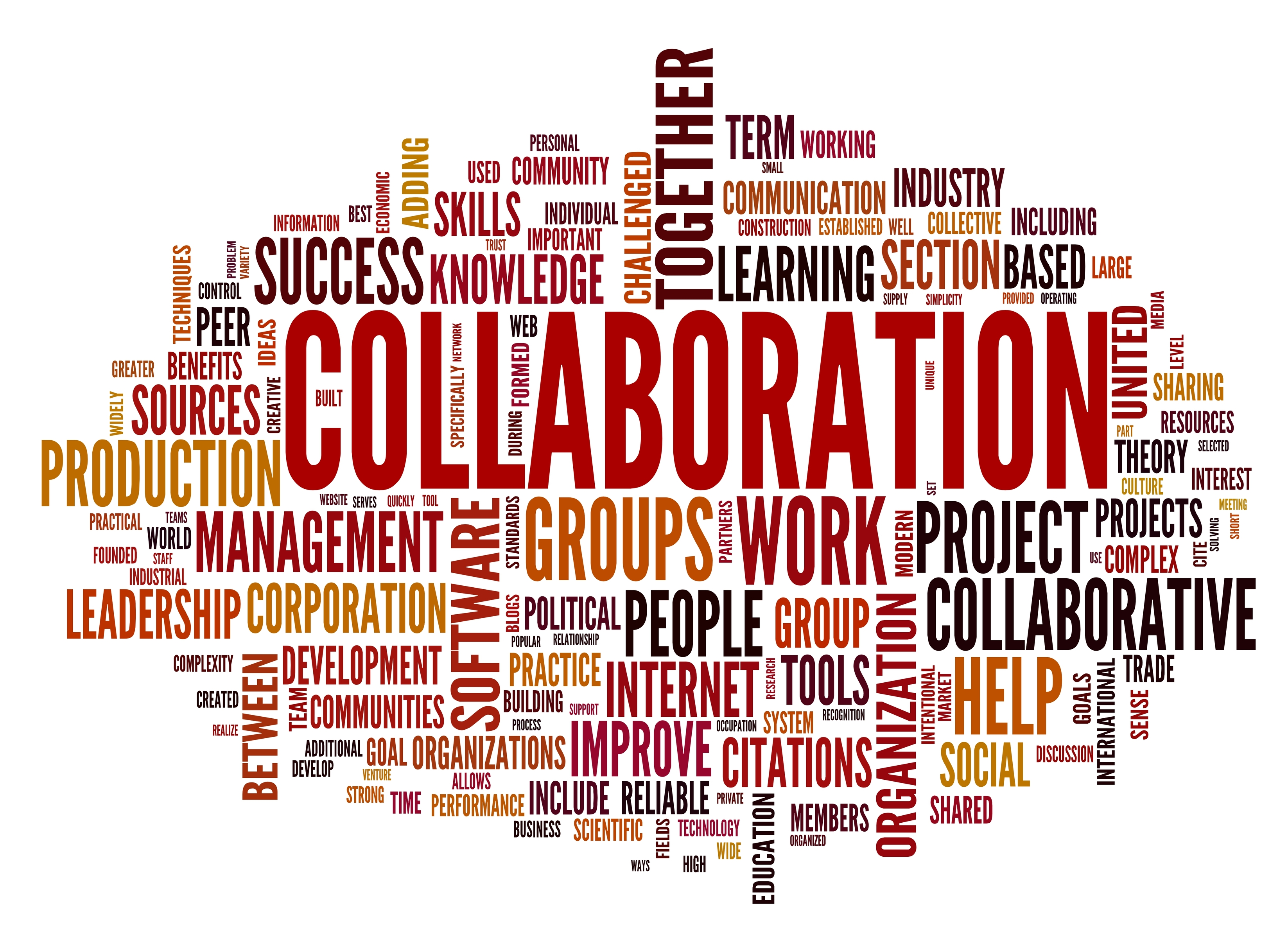 the importance of group work and collaboration to have a successful production Fostering teamwork is creating a work culture that values collaboration one small production organization held a weekly how to build a successful work team.