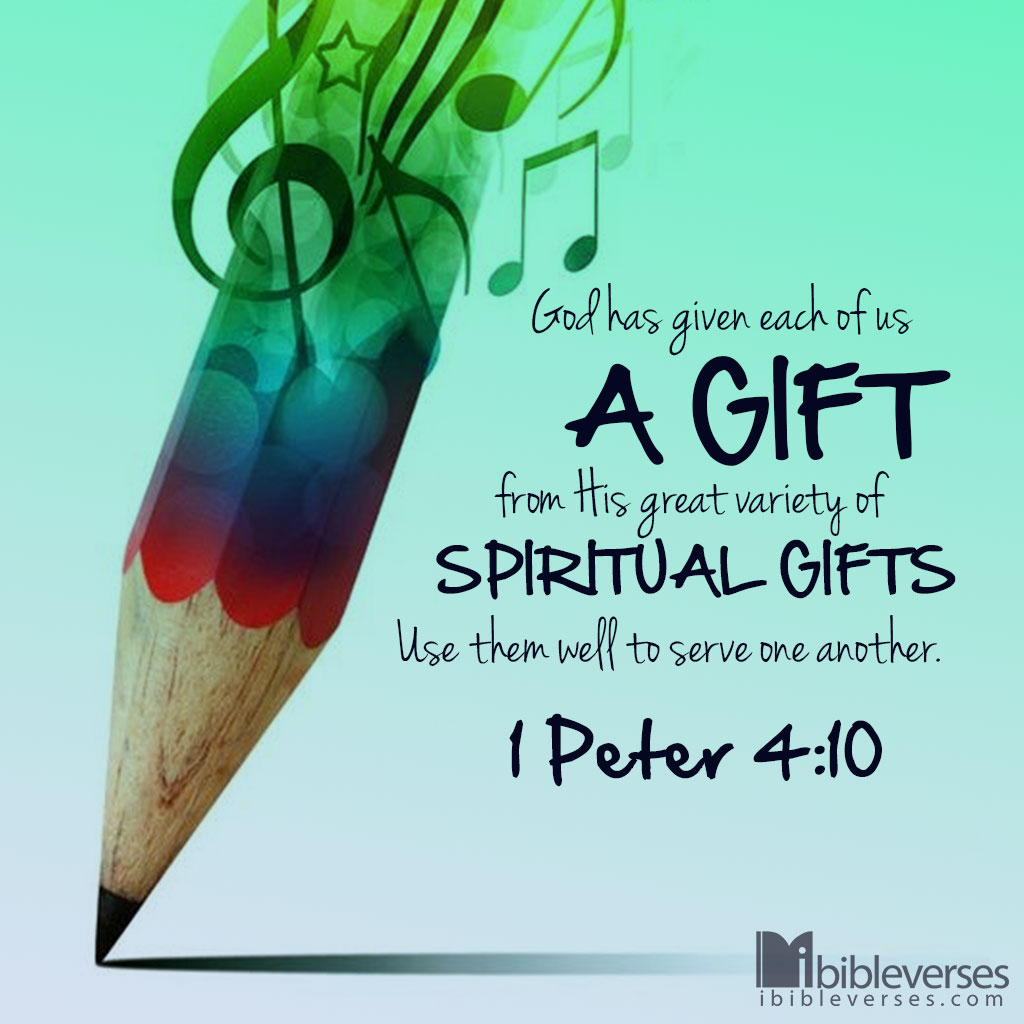 Quotes about spiritual gifts 77 quotes negle Gallery